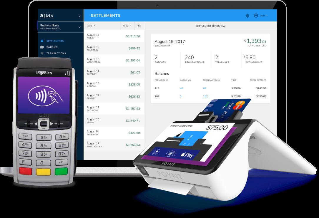 Credit card terminal, debit card machine, pos terminal, point of sale machine
